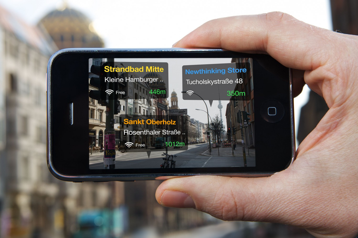 What 39 s new in the field of augmented reality for Augmented reality