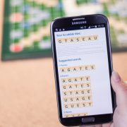 scanning scrabble tiles with smartphone